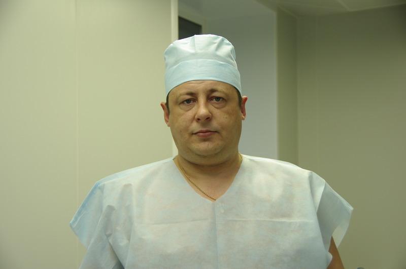 Сургутский окружная клиническая больница