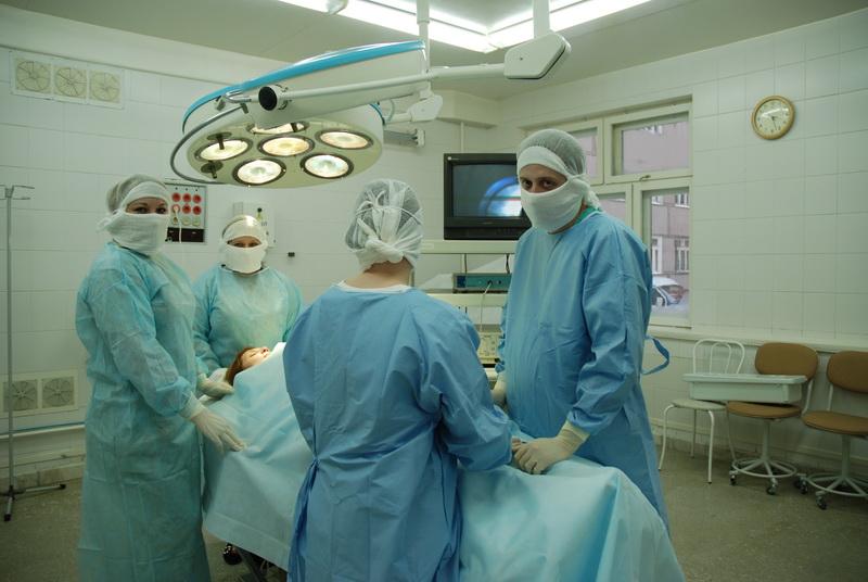 Больница николо-павловское